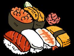 illustrain01-sushi