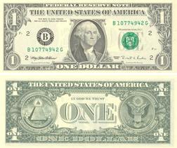 Wikipedia:1米ドル紙幣