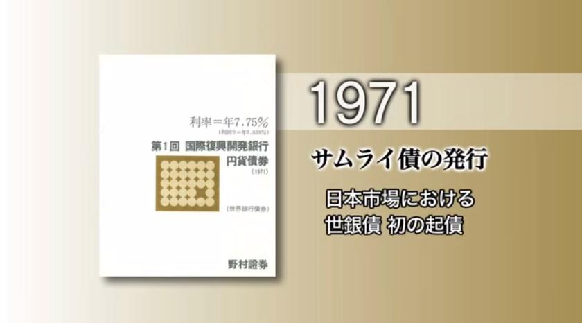 世銀債003