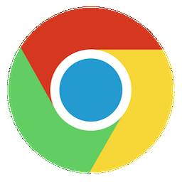 Chromeフラットアイコン